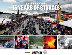 Rally Rewind: 75 Years of Sturgis Cover