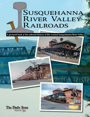 Susquehanna River Valley Railroads Cover