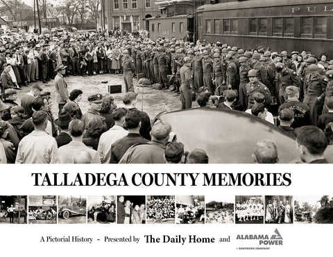 Talladega County Memories Cover