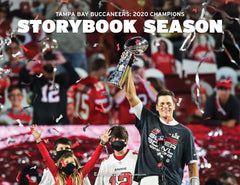 Storybook Season: Tampa Bay Buccaneers: 2020 Champions Cover