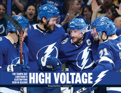 High Voltage: The Tampa Bay Lightning's History-Making 2018–19 Season Cover