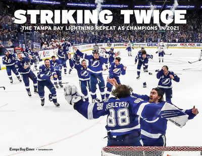 Striking Twice: The Tampa Bay Lightning Repeat as Champions in 2021