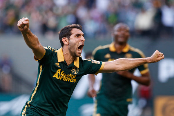 Green & Golden: Portland Timbers' Historic March to the MLS Cup