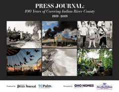 Press Journal: 100 Years of Covering Indian River County Cover
