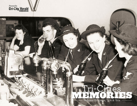 Tri-Cities Memories: Volume II - 1940's, '50s & '60s Cover