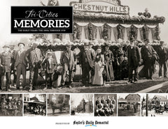 Tri-Cities Memories: The Early Years Cover
