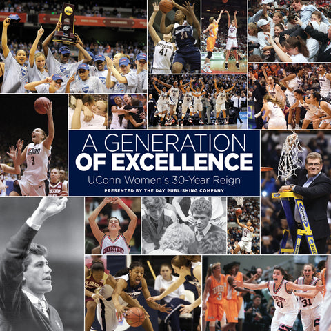 A Generation of Excellence: UConn Women's 30-Year Reign Cover