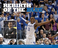 Rebirth of the Blue: 35-3 | One Great Ride! Cover