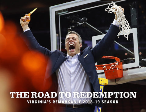 The Road to Redemption: Virginia's Remarkable 2018–19 Season Cover