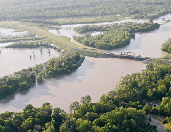 The Mississippi River Flood of 2011