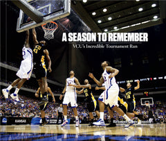 A Season to Remember: VCU's Incredible Tournament Run Cover