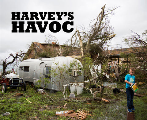 Harvey's Havoc Cover