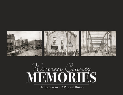 Warren County Memories: The Early Years Cover