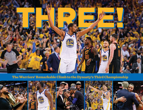 The Warriors  Remarkable Climb to the Dynasty s Third Championship Cover fc20abf7b