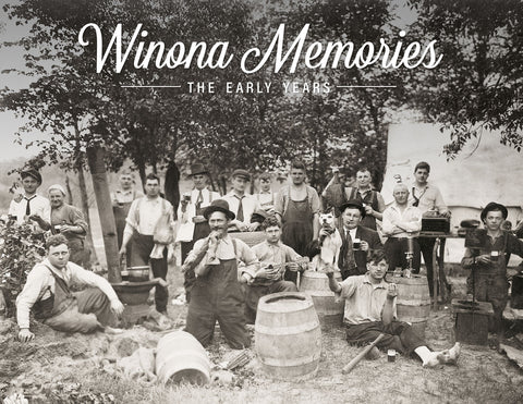 Winona Memories: The Early Years Cover