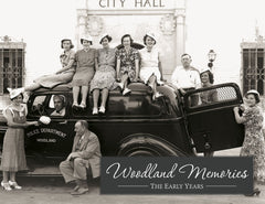 Woodland Memories: The Early Years Cover