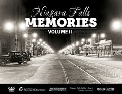 Niagara Falls Memories: Volume II Cover