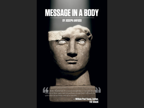Message In A Body eBook: by Joseph Anfuso Cover