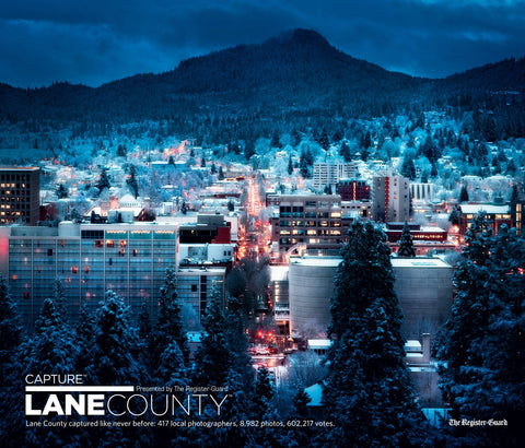 Capture Lane County Cover