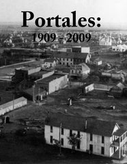 Portales, New Mexico: 1909 - 2009 Cover