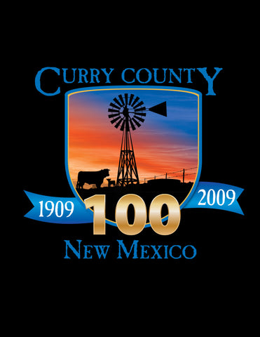 Curry County, New Mexico: 1909 - 2009 Cover