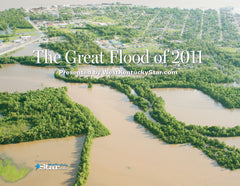 The Great Flood of 2011: Presented by the West Kentucky Star Cover