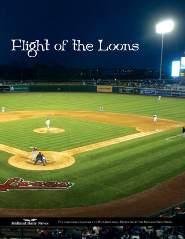 Flight of the Loons Cover