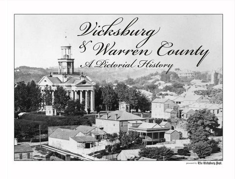 Vicksburg & Warren County: A Pictorial History Cover
