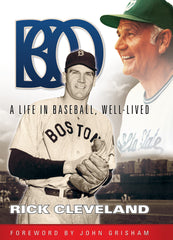 Boo: A Life in Baseball, Well-Lived Cover