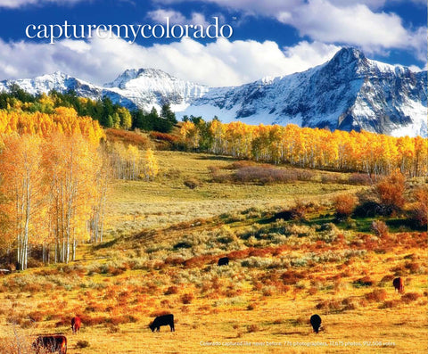 Capture My Colorado: Glenwood Cover