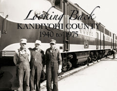 Looking Back: Kandiyohi County: 1940 to 1975 Cover