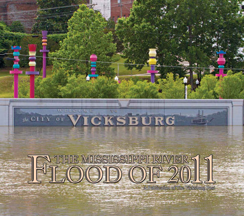 The Mississippi River Flood of 2011 Cover