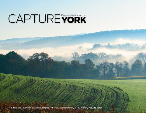 Capture York: Presented by InYork.com Cover