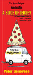 Munchmobile: A Slice of Jersey: Your Ultimate Guide to Pizza in the Garden State Cover