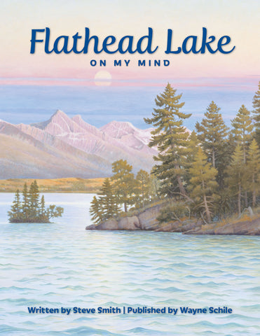 Flathead Lake: On My Mind Cover