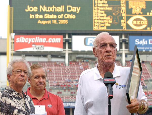 Joe Nuxhall: The Life, Legacy, and Words of a Cincinnati Icon