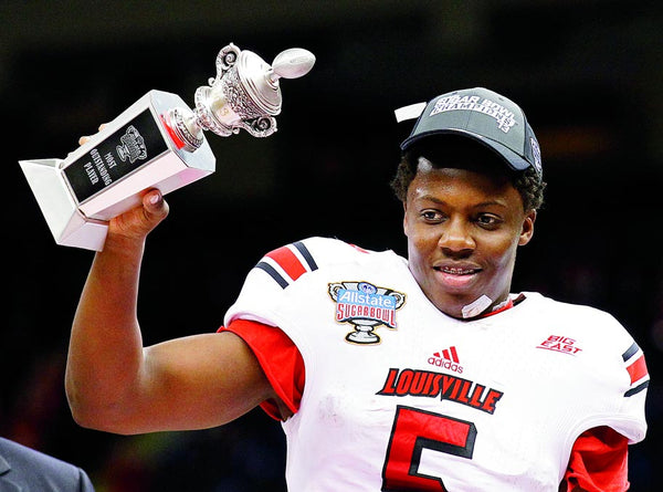 One Sweet Season: The 2012 Louisville Football Season and Bowl Championship