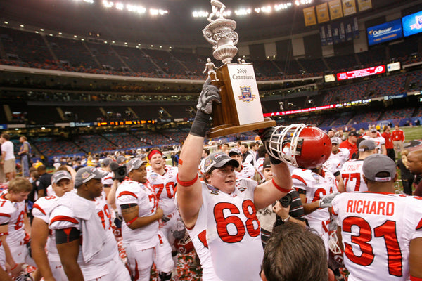 Perfect Utes: Utah's Undefeated 2008 Season