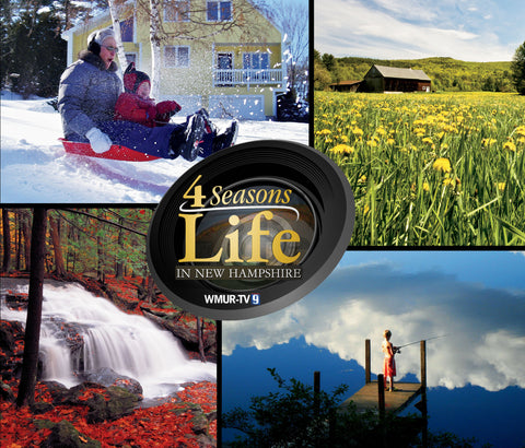 4 Seasons: Life in New Hampshire Cover