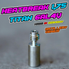Tuning Heatbreak TITAN 6AL4V [z.B. Sidewinder X1, GENIUS] MADE IN GERMANY