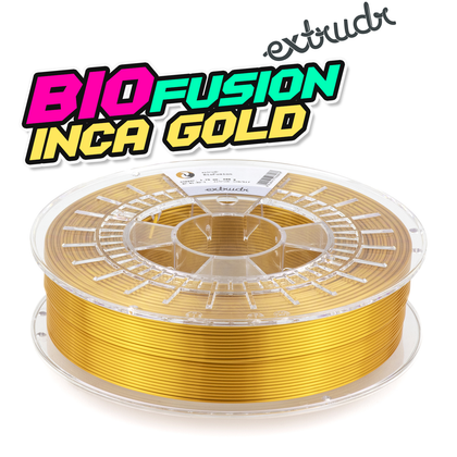 Extrudr BioFusion - Inca Gold [1.75mm] (31,23€/Kg)