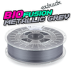 Extrudr BioFusion - Metallic Grey [1.75mm] (31,23€/Kg)