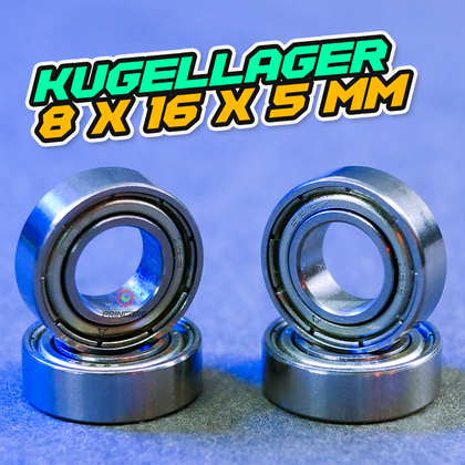 Kugellager 8x16x5mm