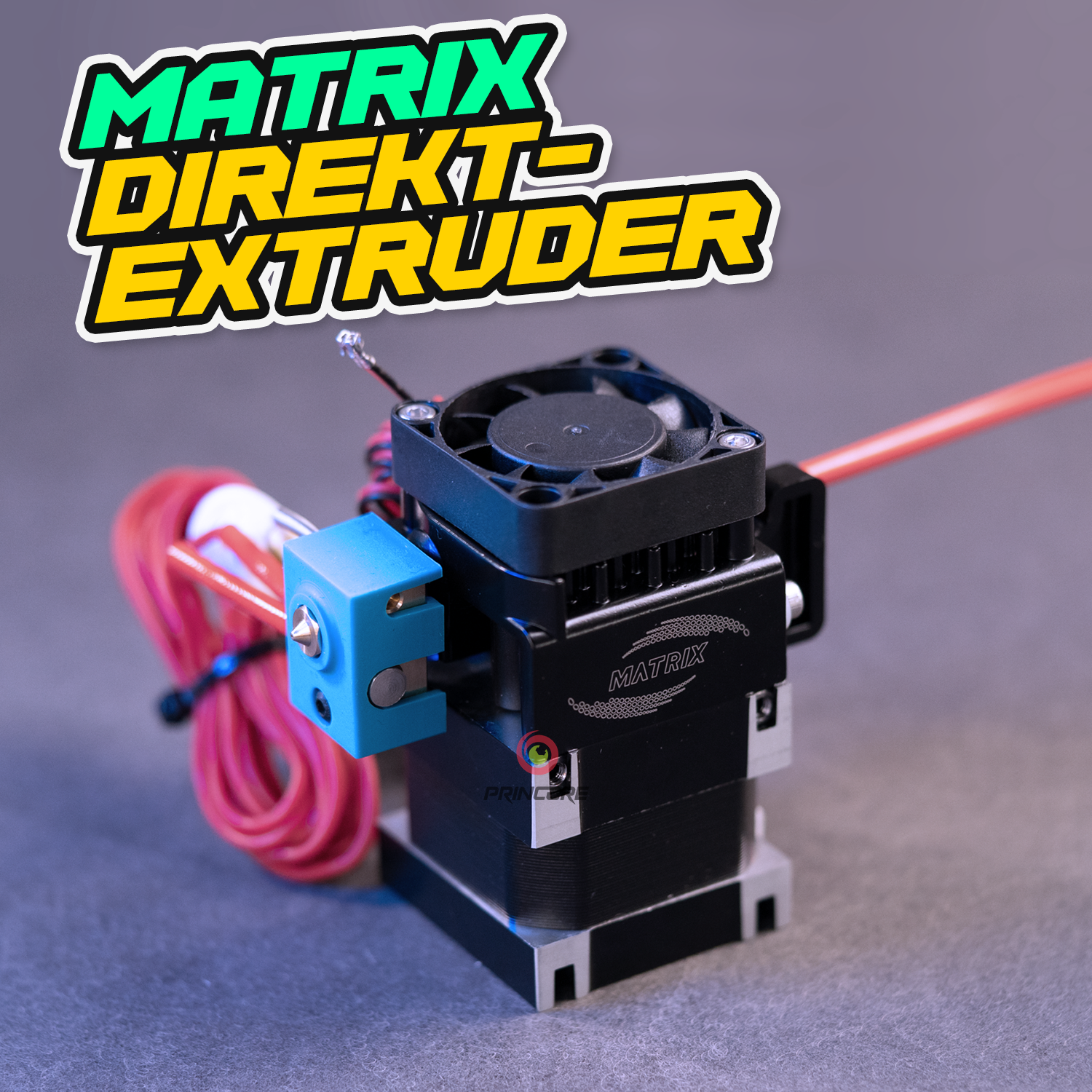 Matrix Direktextruder [12V / 24V] Trianglelab