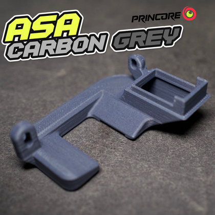 PRINCORE ASA CARBON - Grey [1.75mm] (62,49€/Kilo)