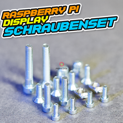Raspberry Pi Display - Schraubenset