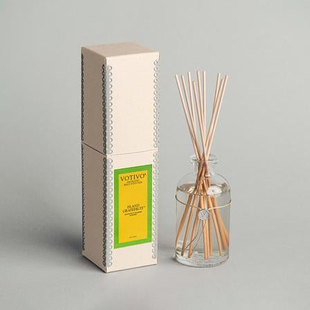 Aromatic Reed Diffuser - Island Grapefruit 7.3 fl oz