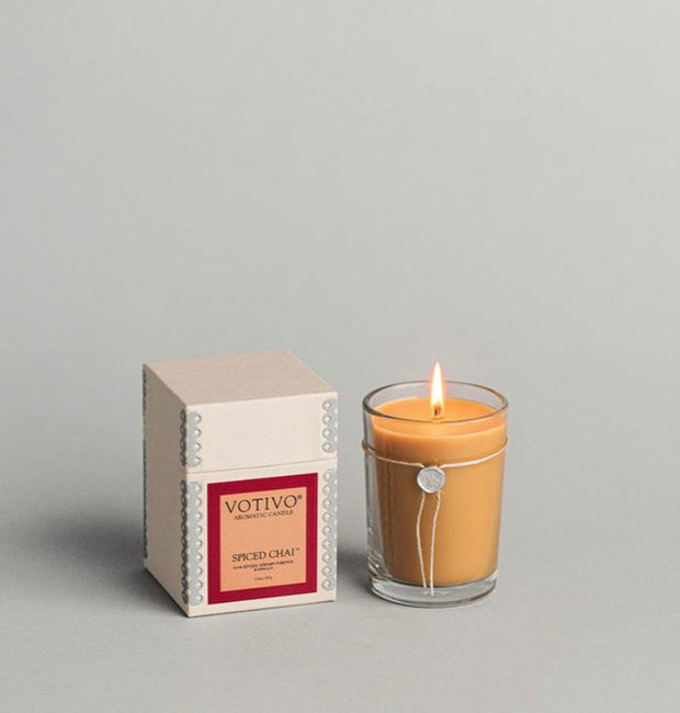 Aromatic Candle - Spiced Chai 6.8 oz