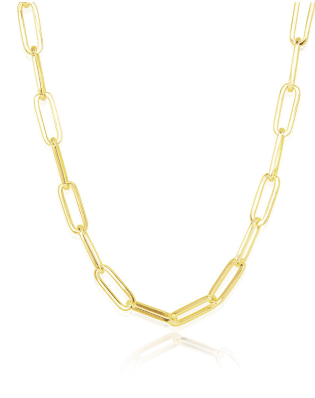 Carrie Link Chain Necklace