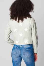 BLANK NYC - Star Light Leather Jacket